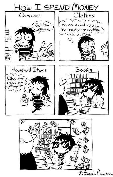 How I Spend Money