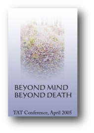 Click for large cover image of 'Beyond Mind, Beyond Death'