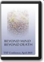 Cover of Beyond Mind, Beyond Death on DVD