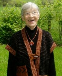 Bernadette Roberts at Loveland OH retreat, May 2006