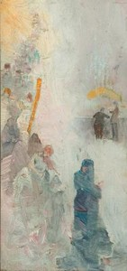 Charles Conder dream of Handel's Largo