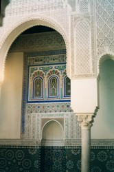 Mausoleo di Moulay Ismail, Meknes