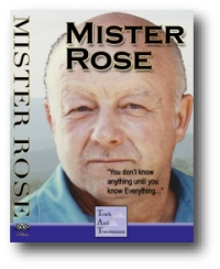 Click for large cover image of 'Mister Rose'
