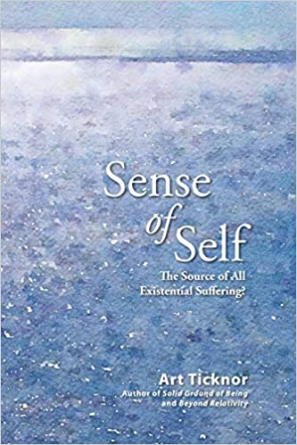 cover of Sense of Self: The Source of All Existential Suffering?