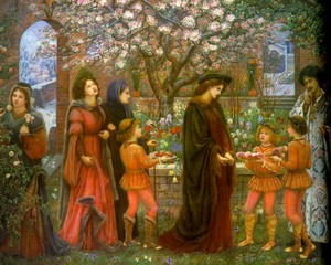enchanted garden - Stillman